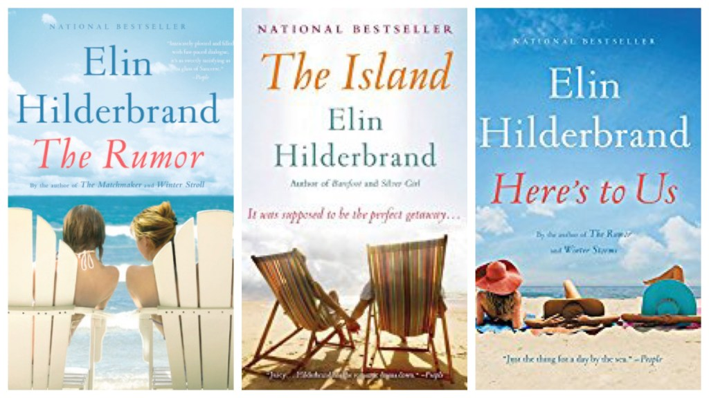 Elin Hilderbrand - The Ultimate Guide to Summer Binge Reading