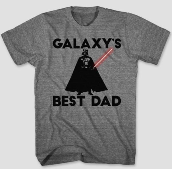 Galaxy's Best Dad Shirt