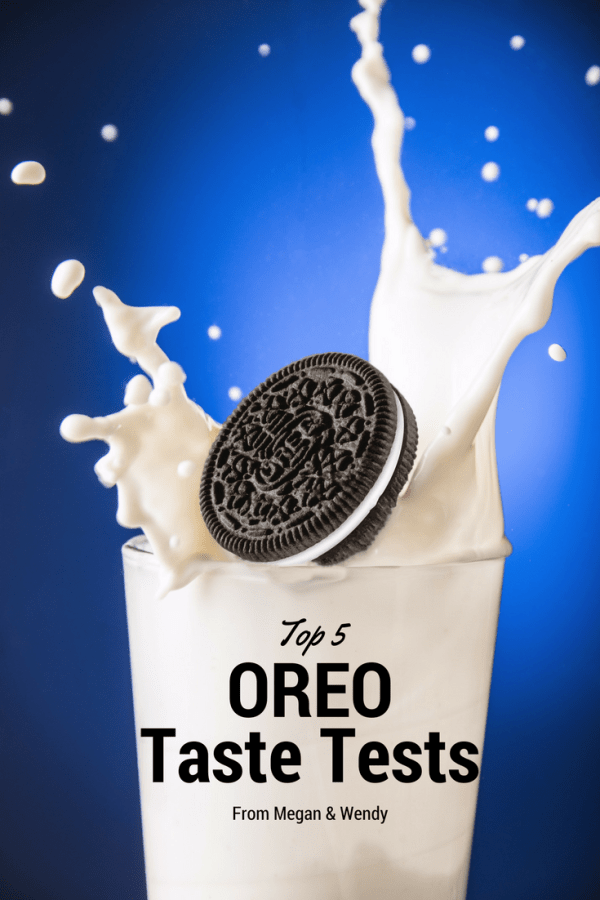 Top 5 Oreo Cookie Taste Tests