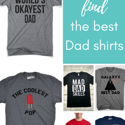 Where to Find the Best Dad Shirts