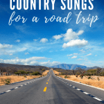 Best Country Songs for a Road Trip
