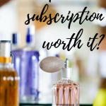 Is a perfume subscription box right for you? We're comparing two popular perfume subscription boxes - Scent Bird and Scent Trunk and giving you the rundown of what we think about them!