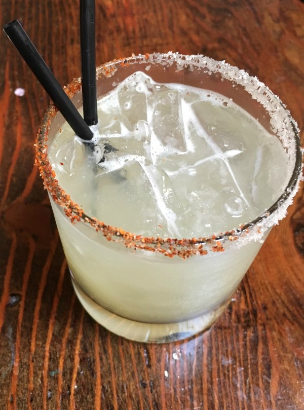 West of Pecos margarita | SF Food Tour