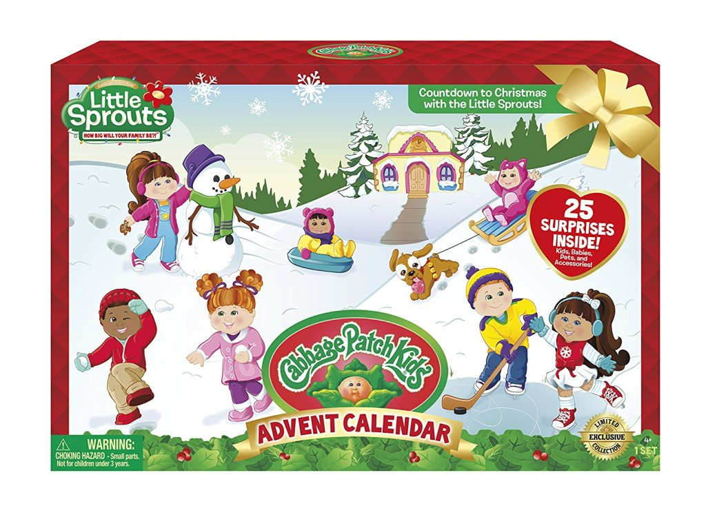 Cabbage Patch Little Sprouts Advent Calendar