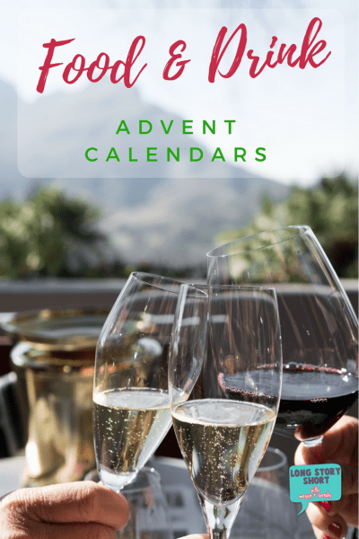 2017 Advent Calendars – Food & Drink Advent Calendars