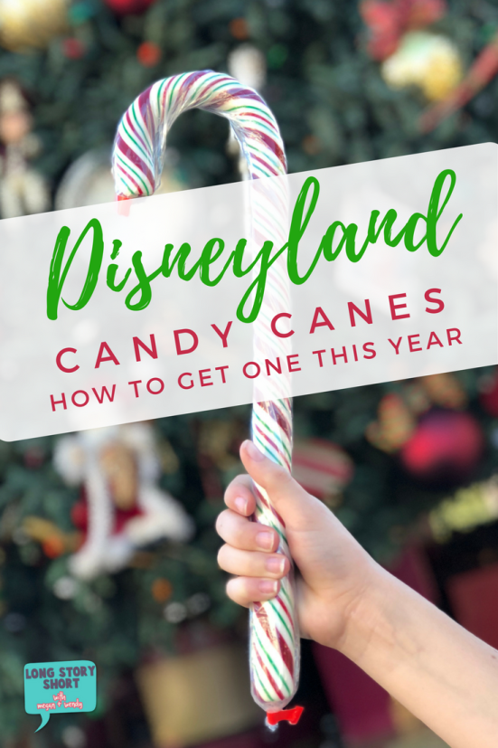 Have you been lucky enough to score a Disneyland candy cane or are these things simply urban legend? Read our experience and a few tips for getting your own this holiday season. #Disneyland #DisneyCandyCanes