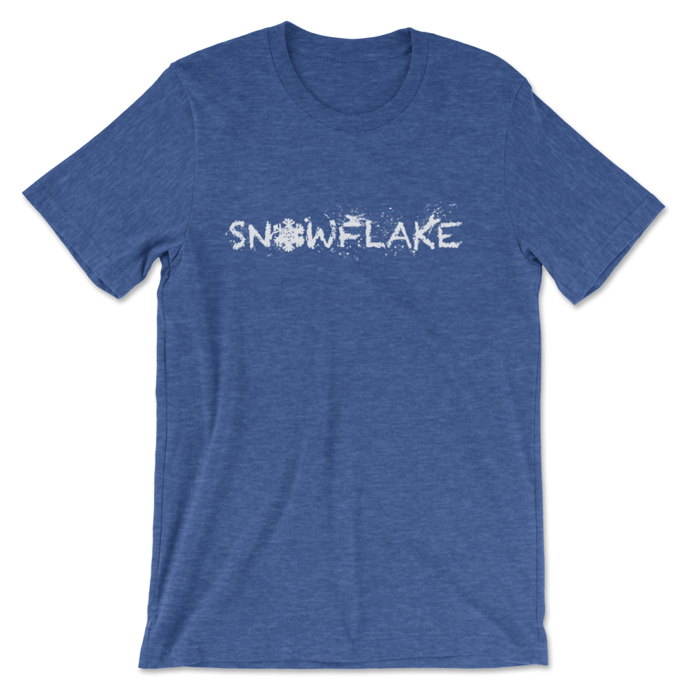 Snowflake Shirt Greater Ink