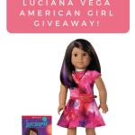 Luciana Vega 2018 American Girl of the Year