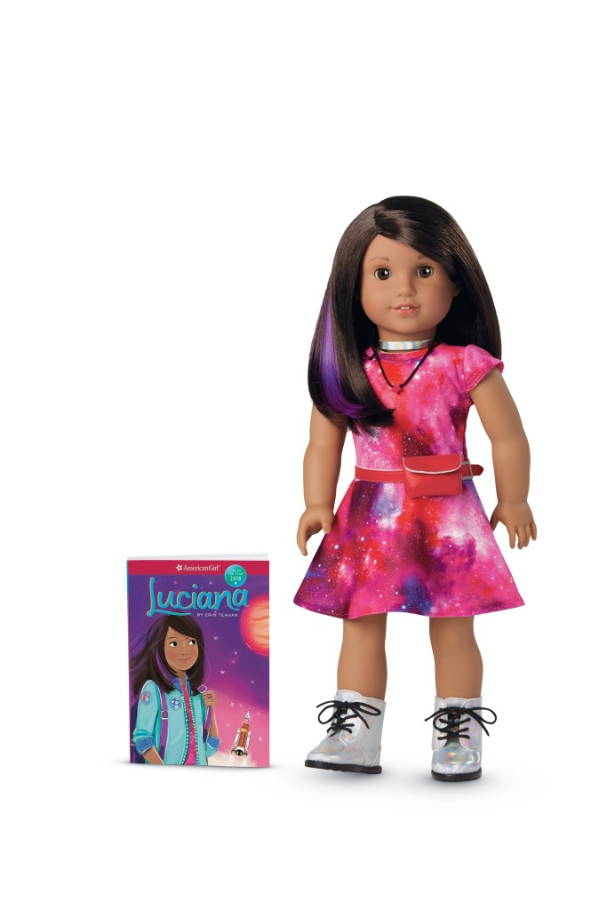 Luciana Vega - American Girl Girl of the Year 2018