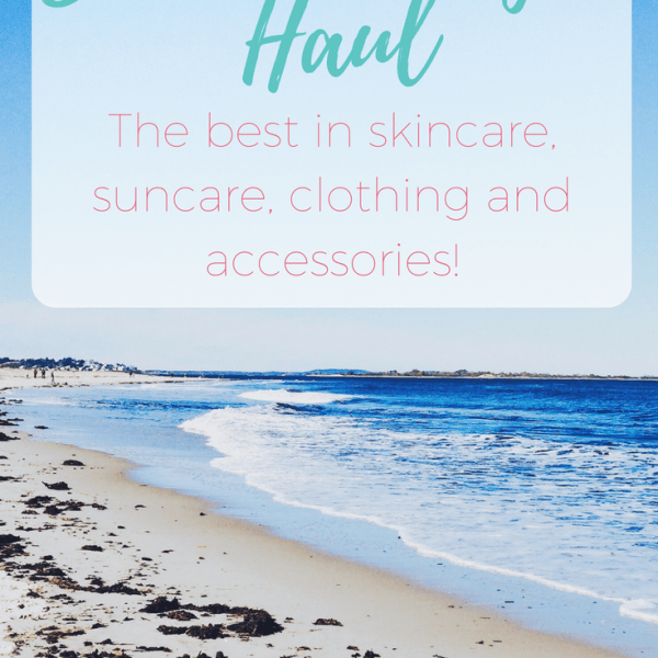 UPDATED Target Haul! See the must-haves from Target to get your summer started! #TargetRun #TargetHaul