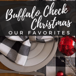 Buffalo Check Christmas