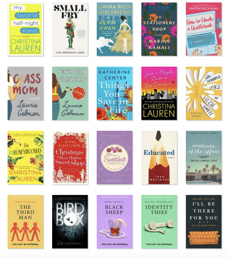 Books of 2019 - Part 1: A roundup of everything I've read so far in 2019 for my Goodreads reading challenge.