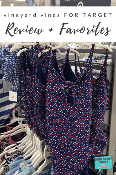 vineyard vines for Target Review