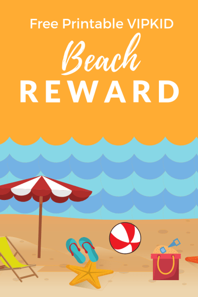 Free Printable VIPKID Reward Systems