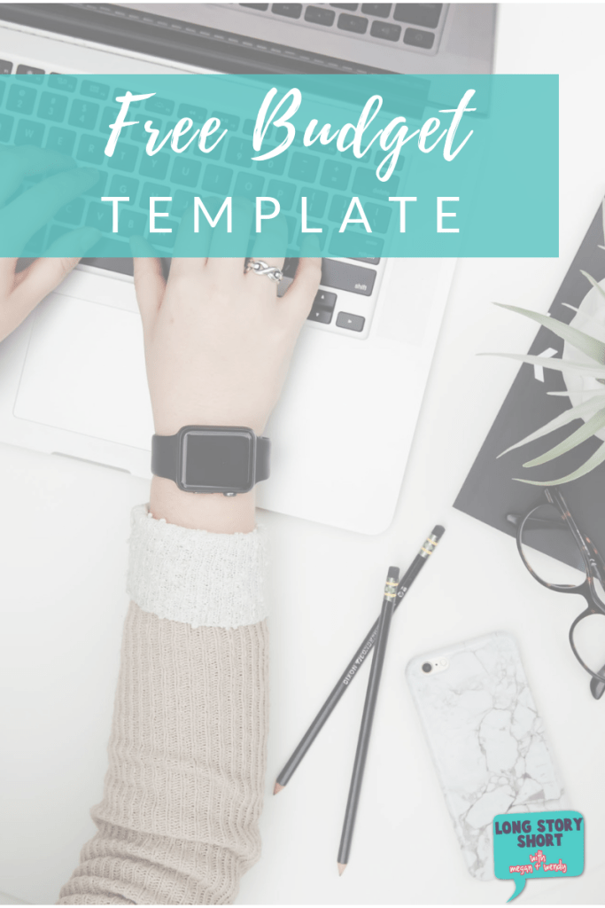 Free Budgeting and Saving Template