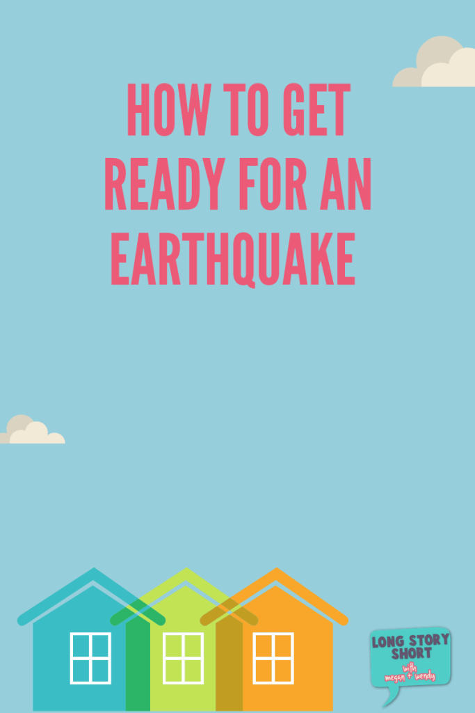 Rattled by the recent So Cal earthquakes? We've put together a list of our go-to resources on how to prepare for an earthquake at your home. #earthquake #emergency
