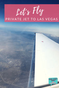 Let's Fly: Private Jet to Vegas
