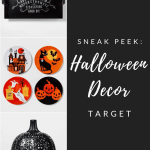 Sneak Peek: Halloween Decor at Target
