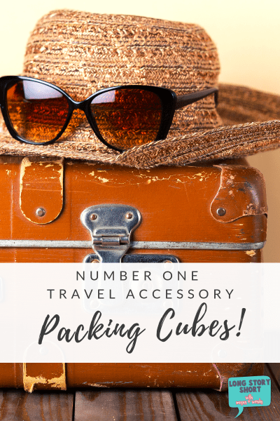 Travel cubes are your best travel accessory! A set will completely change the way you pack. | #TravelTips #PackingCubes