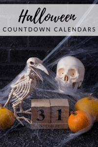 Halloween Countdown Calendars