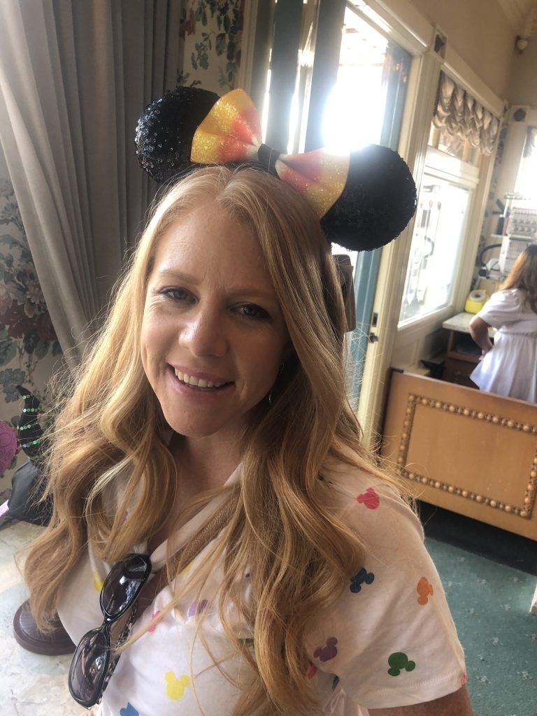We're sharing 22 of the cutest Halloween Mickey-Ear headbands perfect for wearing to Disneyland or Disney World this Halloween season! | #Halloween #Disney #MickeyHeadbands #HalloweenHeadbands