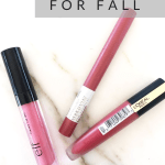 Affordable Lipstick for Fall