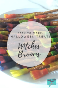 Halloween Favorite: Witches Brooms