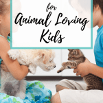 Gift Guide for Animal Loving Kids & GIVEAWAY!