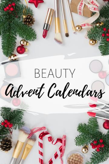 Makeup, Skincare and Beauty Advent Calendars