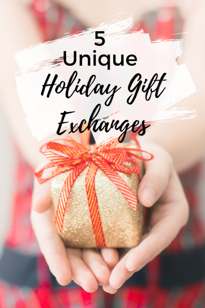 Unique Holiday Gift Exchange Ideas - Go beyond the traditional secret Santa and add a little fun to your annual office holiday party or white elephant exchange with your friends with these great ideas.