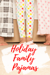 Holiday Family Pajamas - Get matching pajamas for every member of the family! We've rounded up our favorite family pajamas for the holiday season