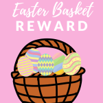 VIPKID Free Printable Easter Basket Reward