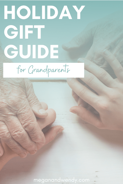 We know, the grandparents on your list are the hardest people to shop for, but we've got a great gift guide for grandparents to help you out.