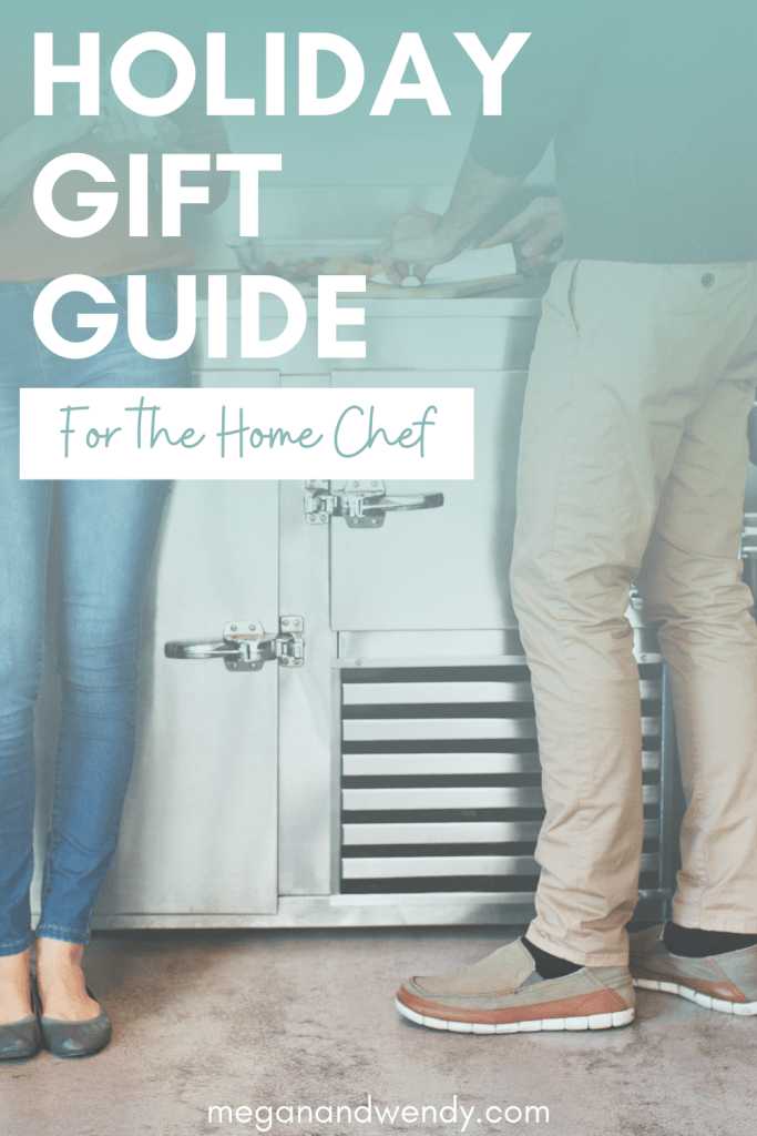 Shopping for a home chef or a home cook this holiday season? We've got tons of suggestions including must have gifts for every kitchen, unique gifts for the seasoned chef, splurge gifts and more! #ShopFromHome