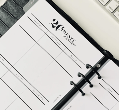 Cloth and Paper custom planners for planner lovers and stationery addicts