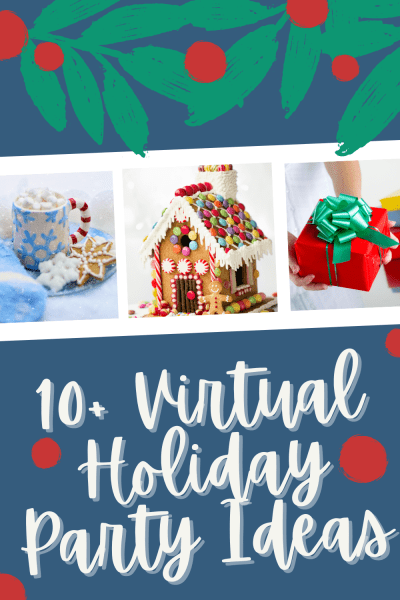 Keep family and friends healthy this holiday season by opting for a virtual holiday party! Got Zoom? These work on any video platform. Ideas include how to host a virtual white elephant gift exchange, DIY challenges, and conversation starters and so much more!