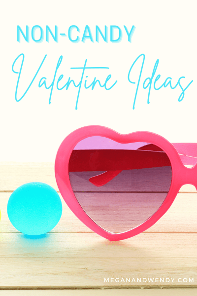 Looking for non-candy valentines? We're sharing 11 of our favorite sweet gifts kids will love this year. #ValentinesDay #NonCandyValentines