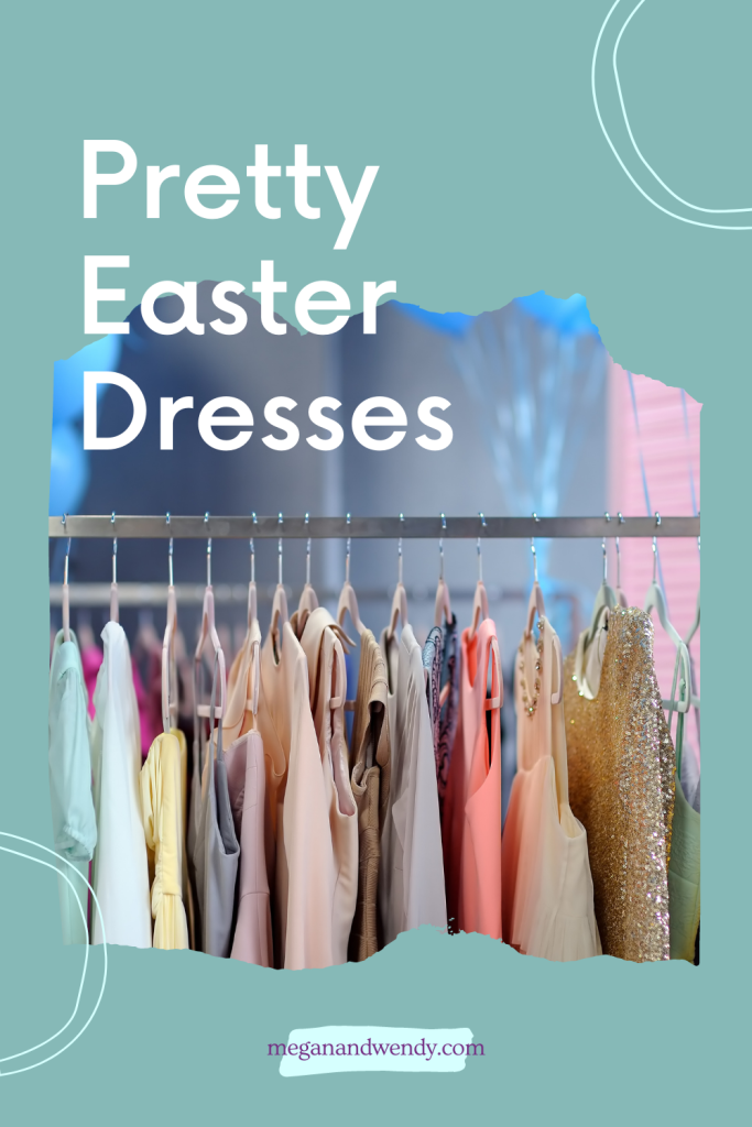 Pretty Easter Dresses for Adults - We have affordable Easter dresses for spring in a variety of styles and lengths, perfect for any spring weather!