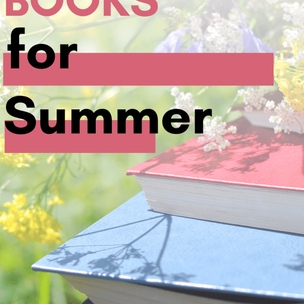 6 Great Books for Summer - Megan dug through our past summer reading guides and come up with some of favorites that will likely have a much shorter waiting list at the library this summer!