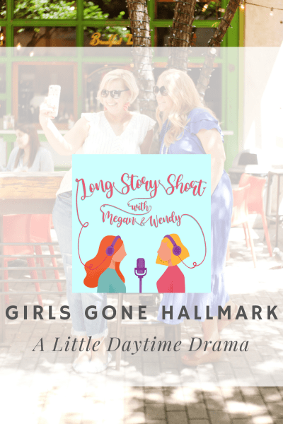 Bonus Podcast Ep: Megan and Wendy review A Little Daytime Drama.