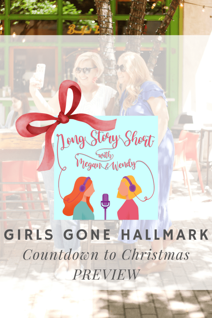 Megan and Wendy dive into Hallmark Channel's 41 new, original movies in this Countdown to Christmas preview episode! #Hallmarkies #CountdowntoChristmas #HallmarkMovies