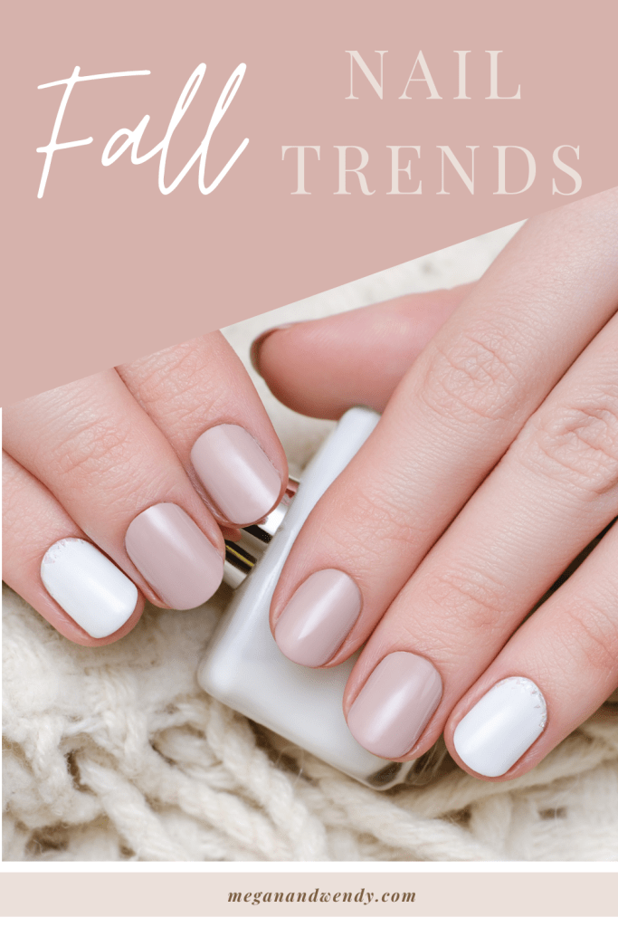We're sharing a few of our favorite fall nail trends, including popular nail polish colors, dip powder designs, gel nail art, nail wraps, nail stickers and press on nails.