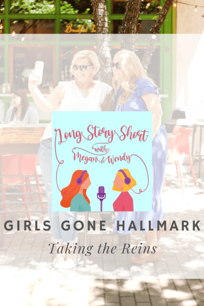 NEW POD EP: Listen in as Megan and Wendy rate and review Taking the Reins which premiered as part of Hallmark Channel's 2021 Fall Harvest line up. #HallmarkChannel #Hallmarkies #HallmarkFallHarvest