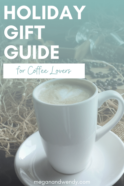Thoughtful, fun and fancy gift guide for coffee lovers!