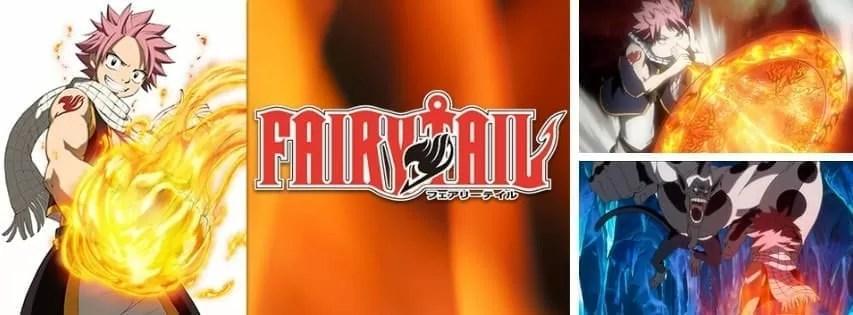 dアニメストアで配信中の「FAIRY TAIL(フェアリーテイル)」