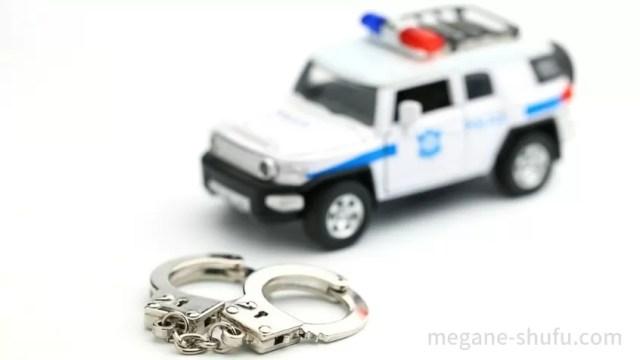 逮捕のイメージ画像