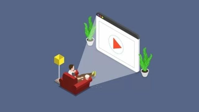 動画配信サービスのイメージ画像