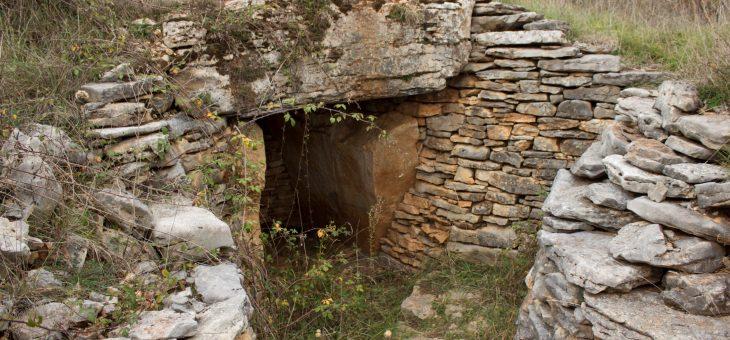 """Conférence-vidéo """"Les dolmens en Quercy """""""