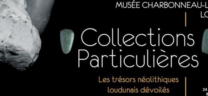 Exposition « Collections Particulières » au Musée Charbonneau-Lassay de Loudun (Vienne)