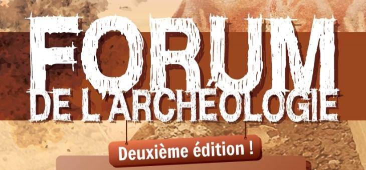Forum de l'Archéologie